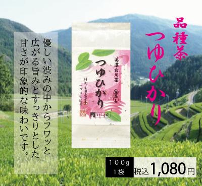 岐阜のお茶