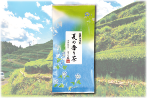 夏季限定ますぶち園 美濃白川茶「夏の香り茶」