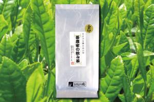 ますぶち園荒茶づくり茶農家の飲み茶「金印」