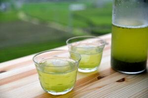 水出し緑茶の魅力