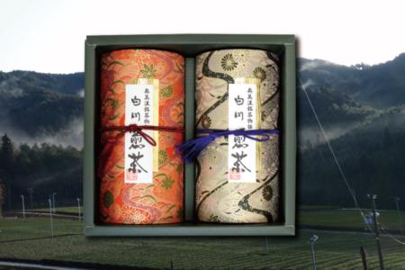 ますぶち園美濃白川茶ギフトMS30